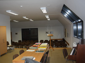 dvorana za zbor svetiste trsat rijeka