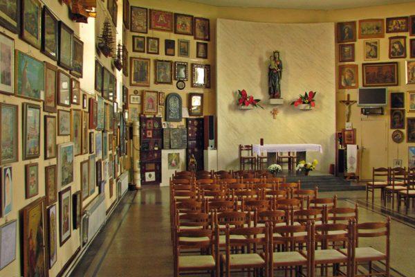 kapela zavjetnih darova svetiste trsat
