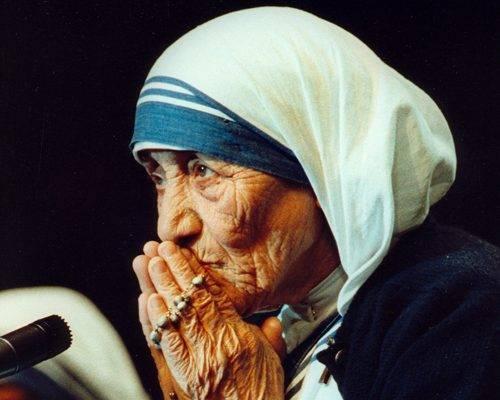 majka terezija proglasena svetom svetiste trsat
