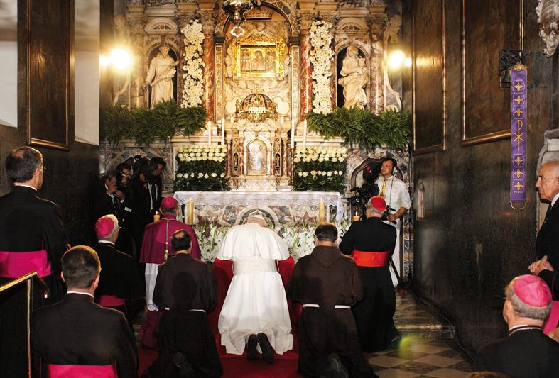 papa ivan pavao drugi na trsatu rijeka