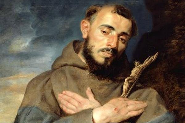 Sveti Franjo Asiški i franjevci | Svetište Majke Božje Trsatske
