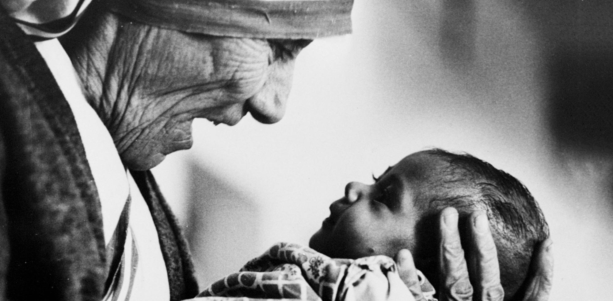 Majka Terezija iz Kalkute na Trsatu