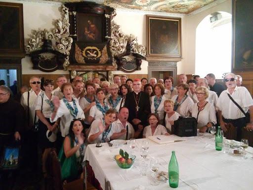 Zbor Svetista Majke Bozje Trsatske Rijeka