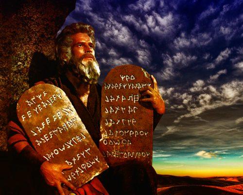 10 božjih zapovijedi svetište trsat