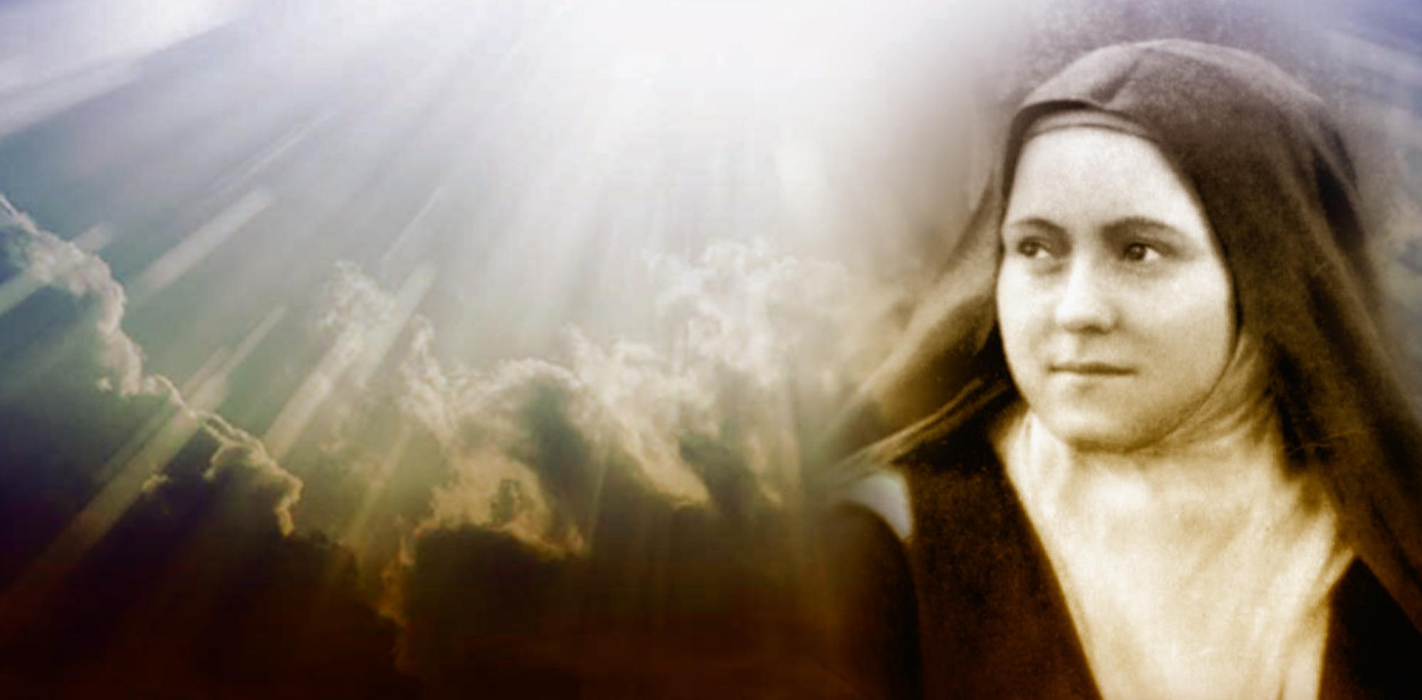 Sveta Mala Terezija od djeteta Isusa