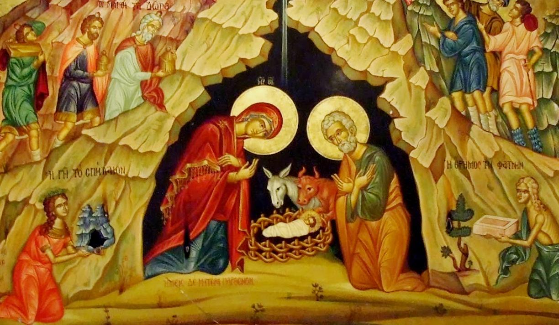 Božićna čestitka trsatskih franjevaca
