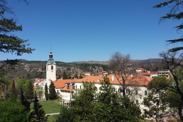 Svetište Trsat Rijeka