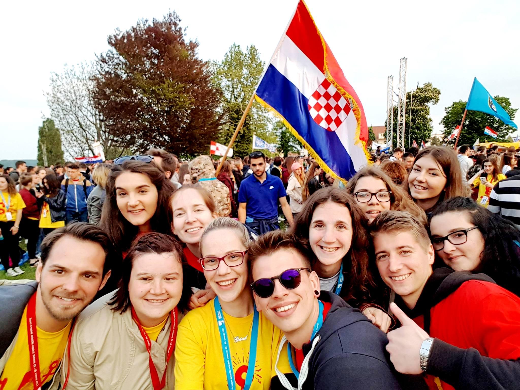 Katolička mladež u Vukovaru