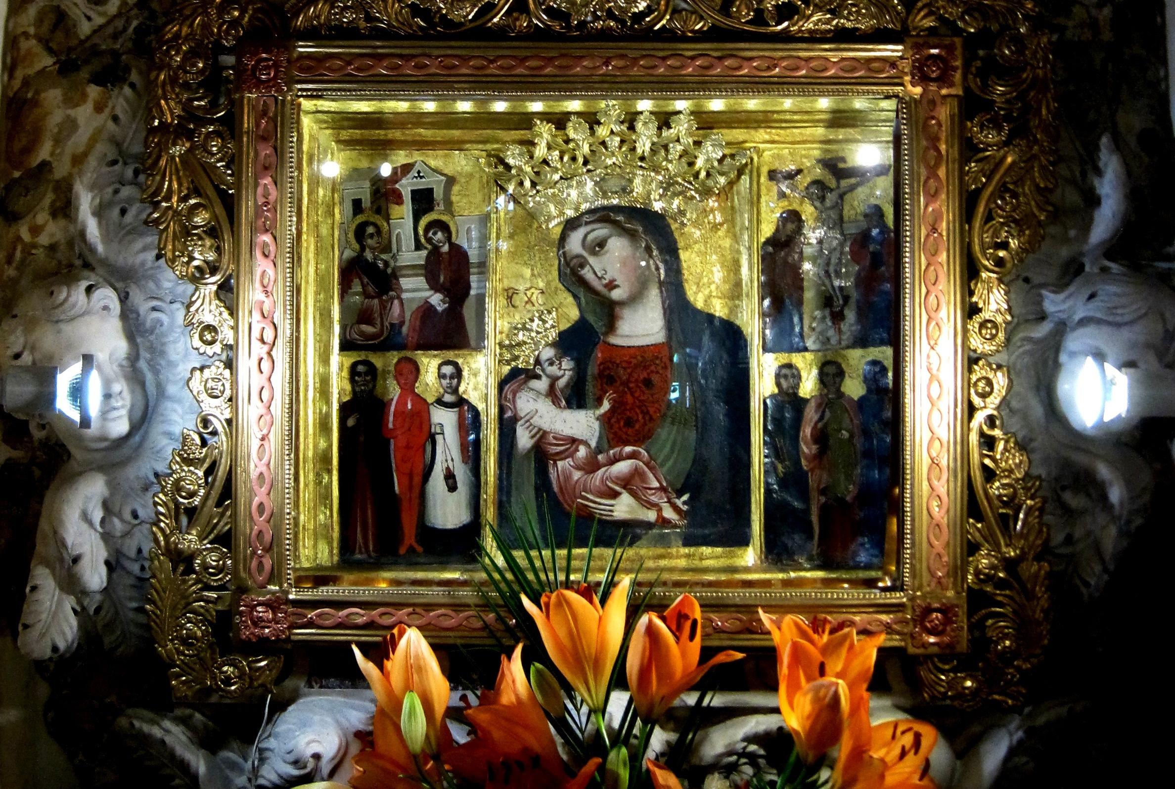 Uglazbljena Posvetna molitva Majci Božjoj Trsatskoj