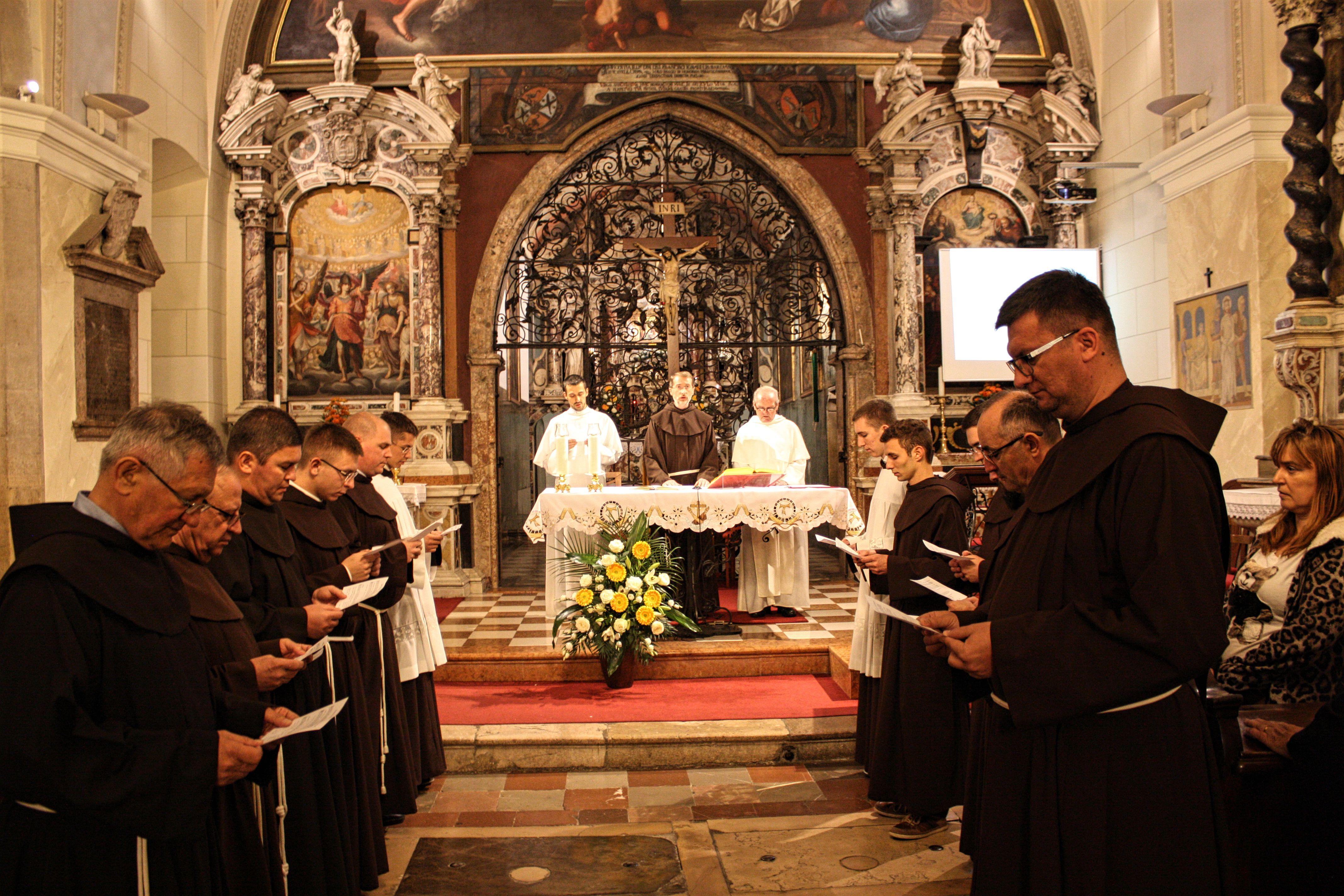 Proslava svetoga Franje