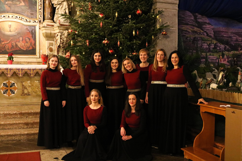 Adventski koncert u našem Svetištu