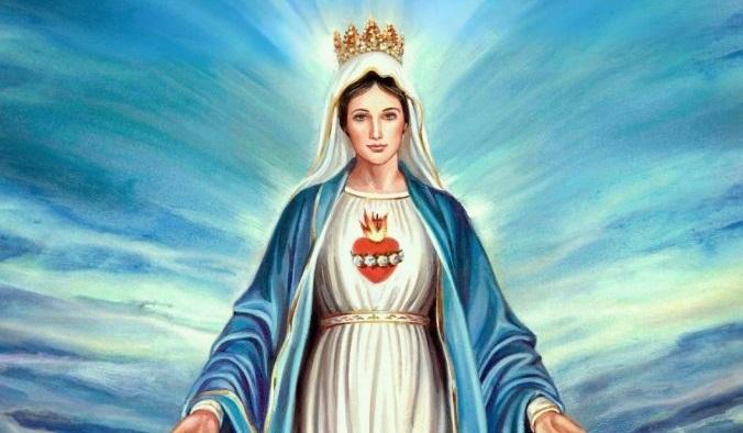 Izmolite zaštitnu molitvu Imenu Marijinu