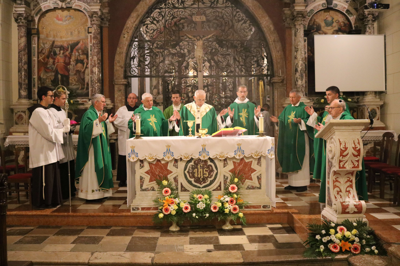 Svečana misa zahvalnica za hodočasničku sezonu