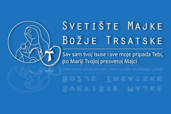 logo svetišta majke božje trsatske