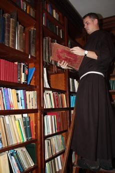 samostan trsat svetiste knjiznica