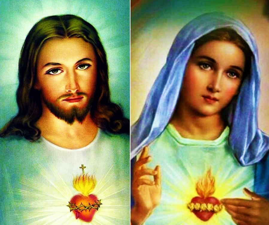 srce isusovo i srce marijino molitva svetište trsat